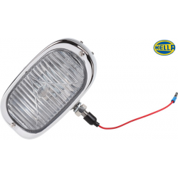 Porsche 356 Fog lamp, Hella look , with clear glass PCG63120100