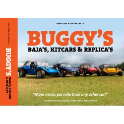 """BUGGY book  """" BUGGY'S """""""