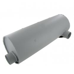 Uitlaat voor gebruik met katalysator 043251051C