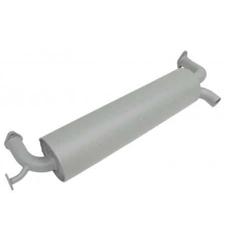 Uitlaat voor gebruik zonder katalysator 043251051B - 1