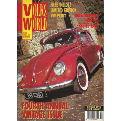 Volksworld 1993 - oktober