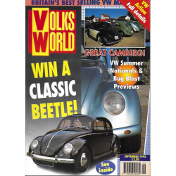 Volksworld 1995 - september