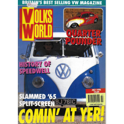 Volksworld 1996 - juli