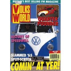 Volksworld 1996 - juli