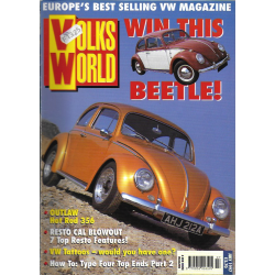 Volksworld 1997 -juli
