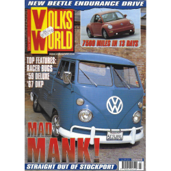 Volksworld 1999 - juli