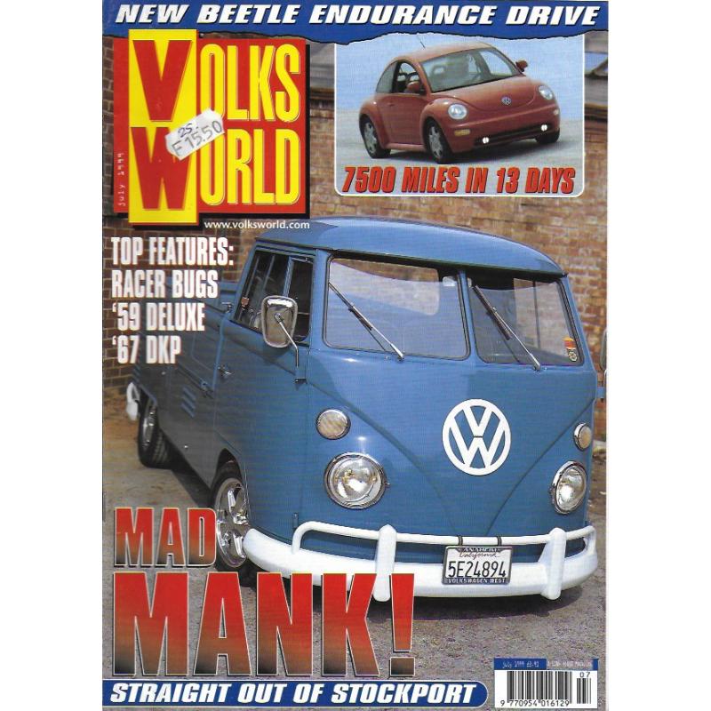 Volksworld 1999 - juli - 1
