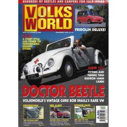 Volksworld 2002 - november