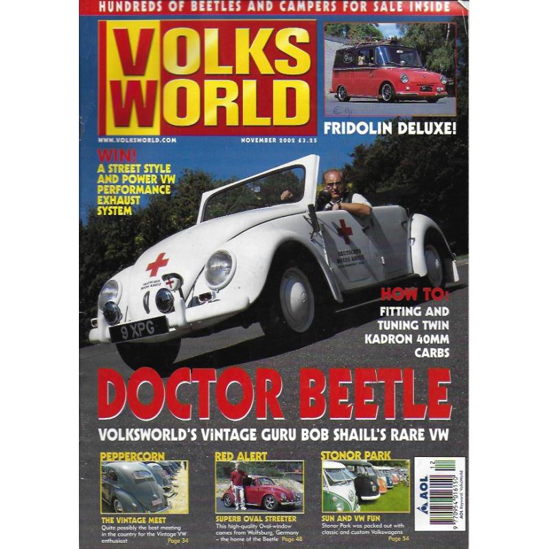 Volksworld 2002 - november - 1