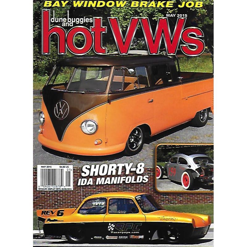 Hot VW's Magazine 2015 - mei - 1