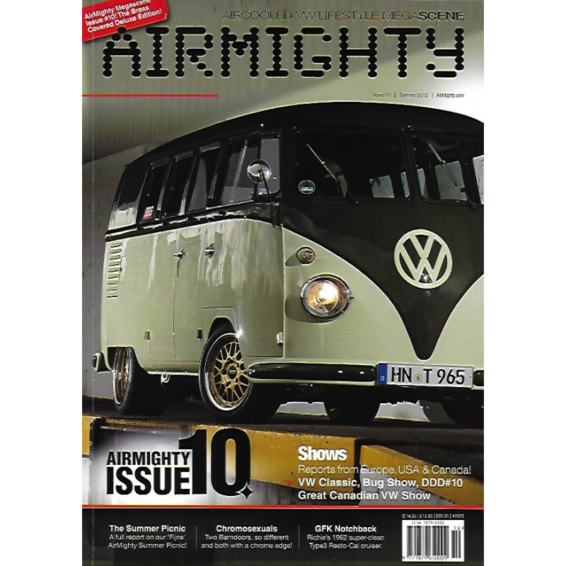 AIRMIGHTY MEGASCENE nr 10 **special** - 1