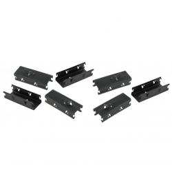 Volkswagen Kever Ruitkanaal montage clips (7 stuks) 111837361