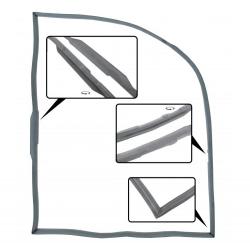 VW Kever 66- Deurrubber A-kwaliteit links 111831721D