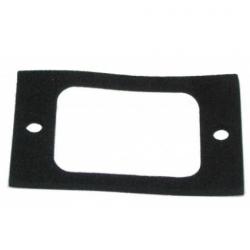 Volkswagen Karmann Ghia tunnel inspectie deksel rubber 113701571A