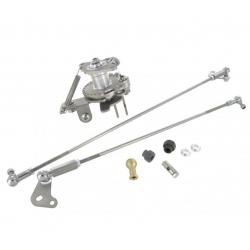 VW Kever Carburateur draaigas gasstangenstelsel RVS