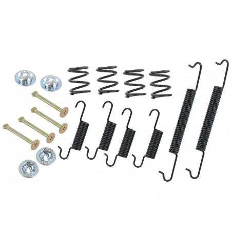 VW Kever 1302 1303 Remschoen montage set voor 113698237H - 1