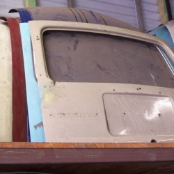 Achterkleppen Type 3 Hatchback