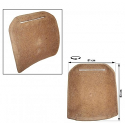Volkswagen Kever Paardenhaar vulling rugleuning stoel 113881775H