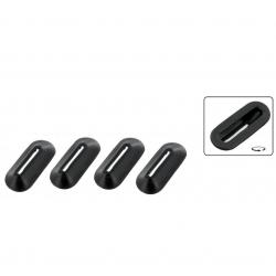 Volkswagen Kever Bumpersteun rubbers 111707197A