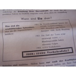 "Antie verblindings scherm "" Nachtpilot "" - 6"