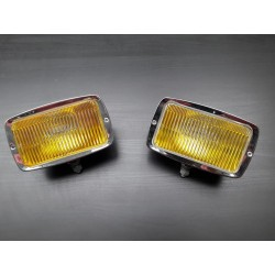 Mistlampen  / Nebelscheinwerfer halogeen geel 170mmx95mm