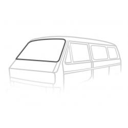 VW T3 T25 79-92 voorruitrubber  standaard 251845121