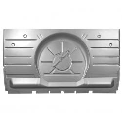 VW Spijlbus 62-67 scheidingswand (SWT) 211801081C