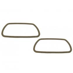 VW Karmann Ghia Klepdeksel pakking (per paar) 113101481F