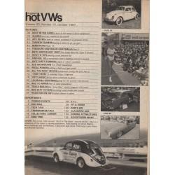 Hot VW's magazine 1987-oktober