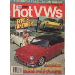 Hot VW's magazine 1988-december