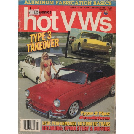 Hot VW's magazine 1988-december - 1