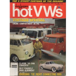 Hot VW's Magazine 1989 - Juli