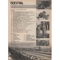 Hot VW's Magazine 1990 - maart