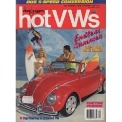 Hot VW's Magazine 1990 - december