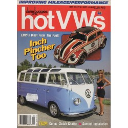 Hot VW's Magazine 1991 - Januari