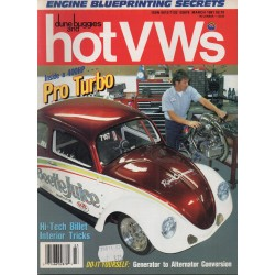 Hot VW's Magazine 1991 - Maart - 1
