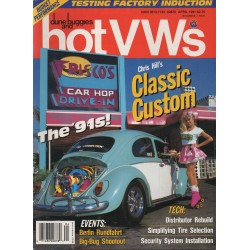 Hot VW's Magazine 1991 - april