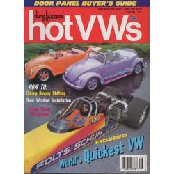 Hot VW's Magazine 1991 - Juni