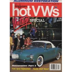 Hot VW's Magazine 1991 - Juli