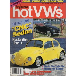 Hot VW's Magazine 1991 - Augustus