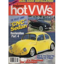 Hot VW's Magazine 1991 - Augustus - 1