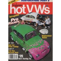 Hot VW's Magazine 1991 - september