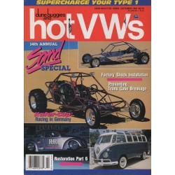 Hot VW's Magazine 1991 - oktober