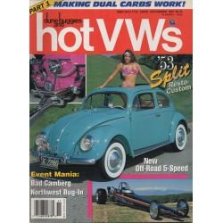 Hot VW's Magazine 1991 - november