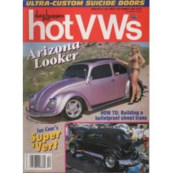 Hot VW's Magazine 1991 - December