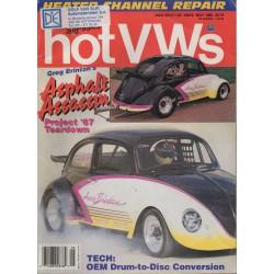 Hot VW's Magazine 1992 - mei