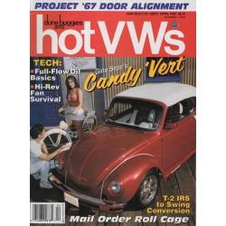 Hot VW's Magazine 1992 - april
