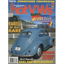Hot VW's Magazine 1997 - juli