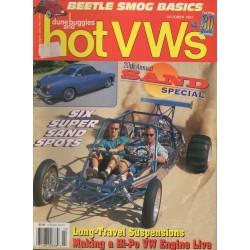 Hot VW's Magazine 1997 - oktober