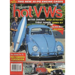 Hot VW's Magazine 2002-mei